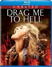 Drag Me to Hell 0025192165467 With Alison Lohman Blu-ray Region a