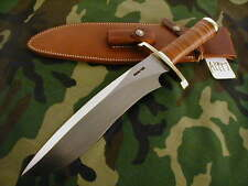 "RANDALL KNIFE KNIVES #12-11""LG.SASQUATCH,#810,BLH,BSC,LEATHER,BB  #A1997"