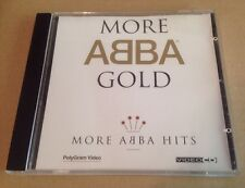Abba - More Abba Gold Very Rare German Video CD VCD  Agnetha Frida Bjorn Benny