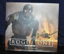 Star Wars The Art of Rogue One w/8 Sigs Author + Artist Christian Alzmann +more!