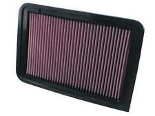 K&N Hi-Flow Performance Air Filter 33-2370 fits Toyota Camry 2.4 VVTi (ACV40R