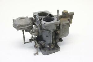 Fiat 1300 1500 C carburetor Weber Weber 34DCHD1