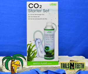 ISTA CO2 Starter Kit - A Low-Cost CO2 Option for Nano (and Other Smaller) Tanks