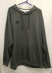 Adidas Hoodie,Size 2XL,Colour Grey