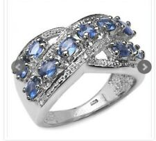 Diamond Saphire Ring