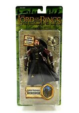 Lord of the Rings Fellowship of the Ring - Super Poseable Boromir Action Figure