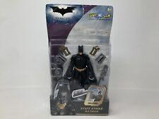 Batman The Dark Knight Action Figure Staff Strike 2007 DC Comics Mattel New NIB