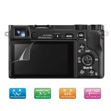 4x LCD Screen Protector Film for Sony Alpha A6300 A6000 A5000 A3000 NEX-7/6/5/3N