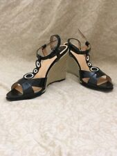 Cole Haan Air Pixie Wedge Black, Women's Shoes, Size 10AA