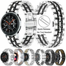 Stainless Steel Strap Metal Watch Band For Samsung Galaxy Watch 42mm 46mm/Active