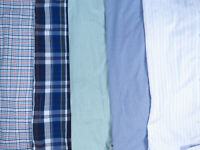 Lot Of 5 Brooks Brothers Regent Long Sleeve Button Front Shirts Mens XL 5 NWOT