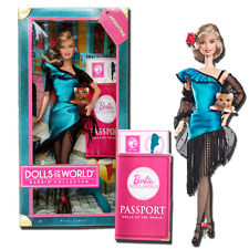 Barbie Dolls of the World Collection Argentina Barbie