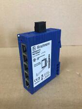 Hirschmann Spider 5TX Rail Switch 24VDC