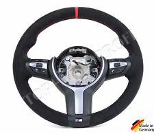 BMW F01 F02 F10 F11 F07 F12 F13 M Performance Lenkrad neu beziehen Alcantara 606