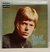 David Bowie Self Titled Lp 1967 First Press  Derham DES 18003 Stereo