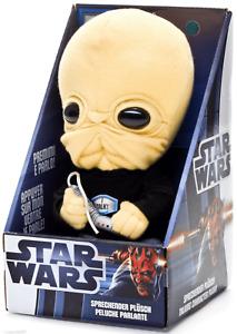 Star Wars Peluche parlante sonore Cantina 23 cm jouet cadeau
