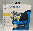 Ooma Telo Free Home Phone Service VoIP Phone - Black (OOMATELO2)F2
