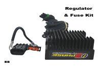 Compu-fire 55402 Voltage Regulator 3-Phase 40 amp For Harley-Davidson
