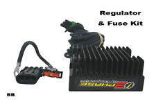 Compu-fire 55402 Voltage Regulator 3-Phase 40 amp For Harley-Davidson