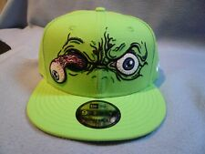 New Era 9Fifty Monster Face Eyes Snapback BRAND NEW hat cap Halloween flat bill