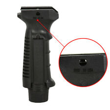 US Made Tactical Vertical Grip Foregrip Picatinny Weaver Rail Mount w/Storage
