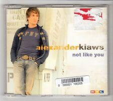 (HC96) Alexander Klaws, Not Like You - 2006 CD