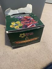 2004 Legend of the Five Rings The Hidden City Diamond Edition Booster Box