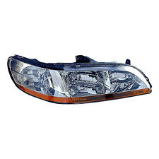 Replacement Headlight Assembly for 01-02 Accord (Passenger Side) HO2503117C