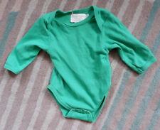 Toby Tiger Green Vest 0-3 Months