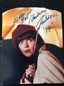 GENUINE HAND SIGNED BARBARA FELDON 'AGENT 99' PHOTO