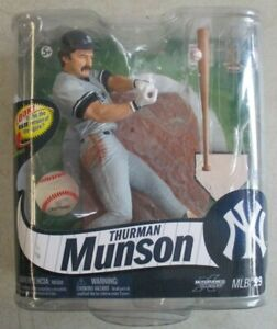SEALED MIP 2012 NEW YORK YANKEES THURMAN MUNSON FIGURE MCFARLANE TOYS