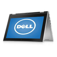 Dell I3147-3750SLV 11.6''Touch N3530 2.16GHz 4GB RAM 500GB HDD Win 8.1