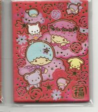 Sanrio Twin Stars Kiki Lala Mini Envelopes For Gift Card Money No. 1