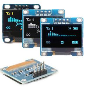 """0.96"""" I2C IIC Serial 128*64 OLED LCD Screen LED Display Module for Arduino"""
