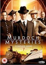 Murdoch Mysteries Series 7 [DVD]