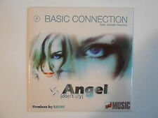 BASIC CONNECTION feat. JOANNE HOUCHIN : ANGEL [ CD SINGLE NEUF PORT GRATUIT ]