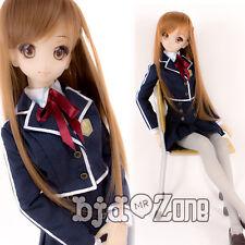 Sword art online Yuuki Asuna School uniforms Cosplay1/3 1/4 BJD COS Doll Clothes