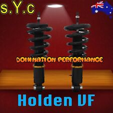 Holden VF Commodore SYC Rear Coilovers Only Fully Adjustable Coilover Set