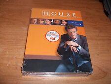 House: Season Two (DVD 2006 6-Disc Set, Anamorphic Widescreen) Drama TV Show NEW