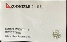 Qantas Club Lounge Pass
