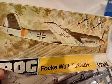 Focke Wulf Ta 152H Frog 1:72 Flugzeug-Bausatz plane-kit Militär OVP 2.Weltkrieg