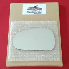 New Mirror Glass 00-06 Audi Tt Coupe/Tt Quattro Driver Side Lh *Fast Shipping*