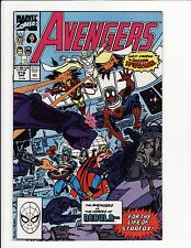 Avengers Vol 1 #316 Spider-Man Joins Team 1990 Marvel Comics NM-