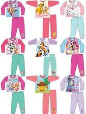 Pijamas de algodón con personajes de Disney para niñas de 1 a 12 años