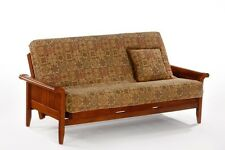 Futon Frame Solid Wood Venice Sofa Bed Full Or Queen Size