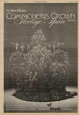 Steeleye Span UK LP advert 1975