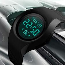 SKMEI LED Digital Watch Men Boy Sports Watches Waterproof Outdoor Wristwatches s