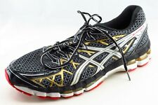 Asics Kayano 20 Shoes Size 10.5 M Gray Running Synthetic Men