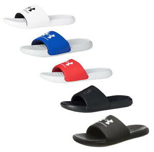 Under Armour Mens Ansa Fix SL Slide Athletic Sandals - Pick Color & Size