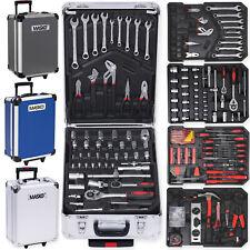 Masko® 969tlg Werkzeugkoffer Werkzeugkasten Werkzeugkiste Werkzeug Trolley